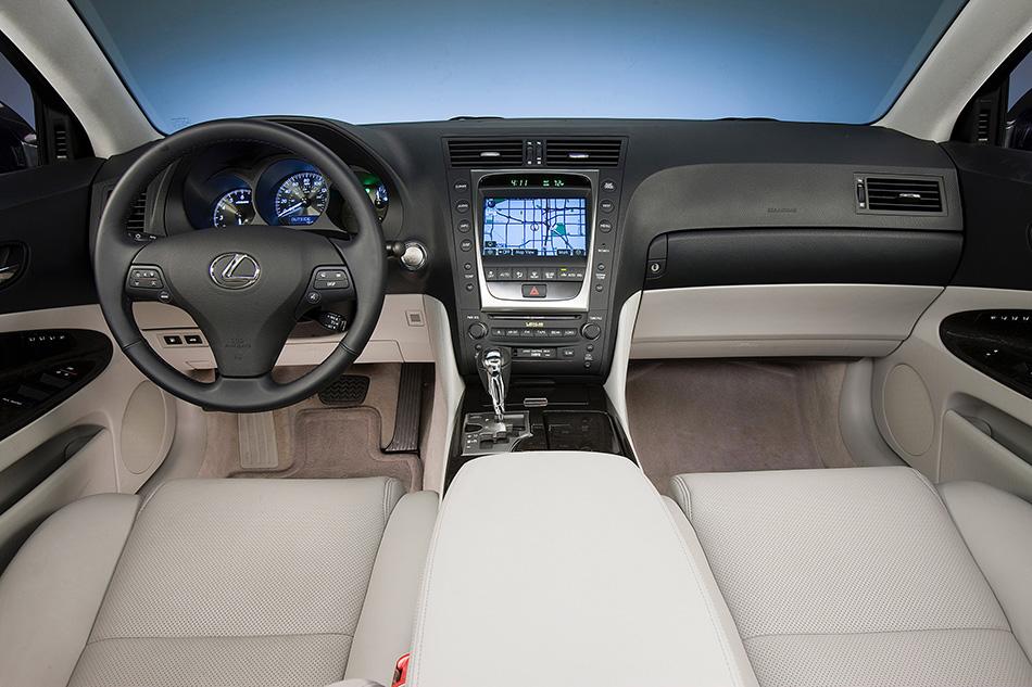 2010 Lexus GS 350 Interior
