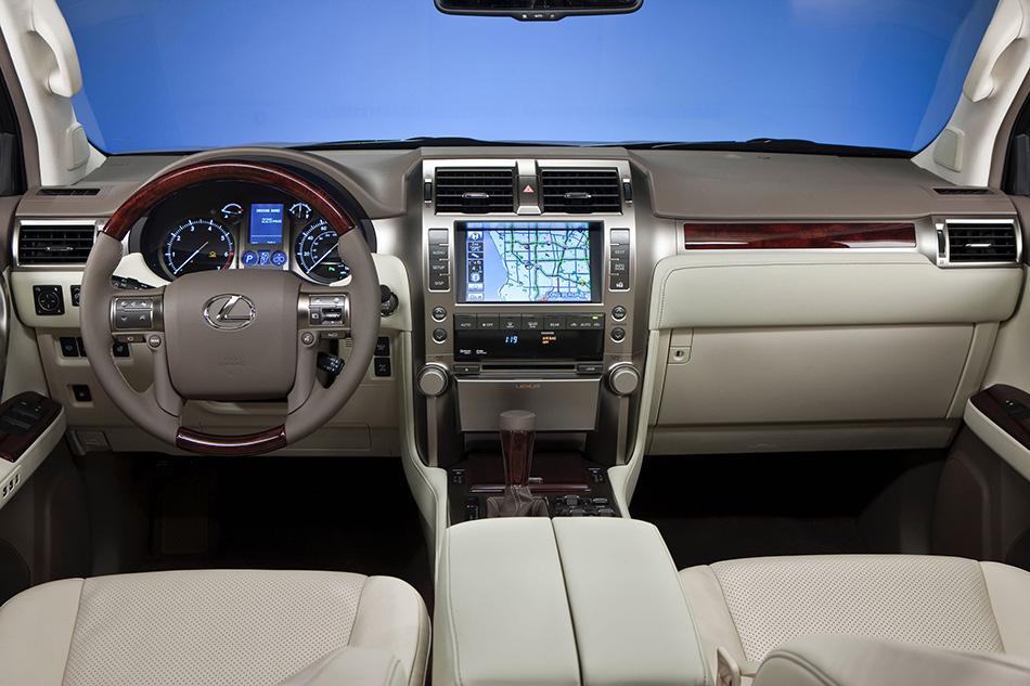 2010 Lexus GX 460 Interior
