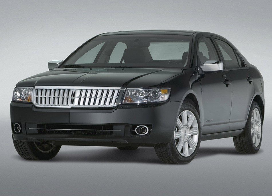 2007 Lincoln MKZ Front Angle