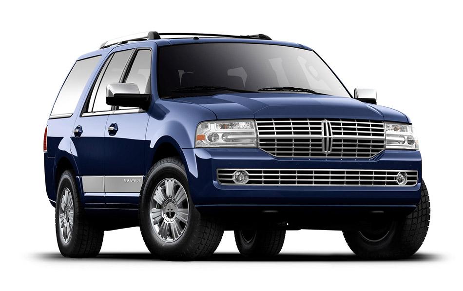 2011 Lincoln Navigator Front Angle