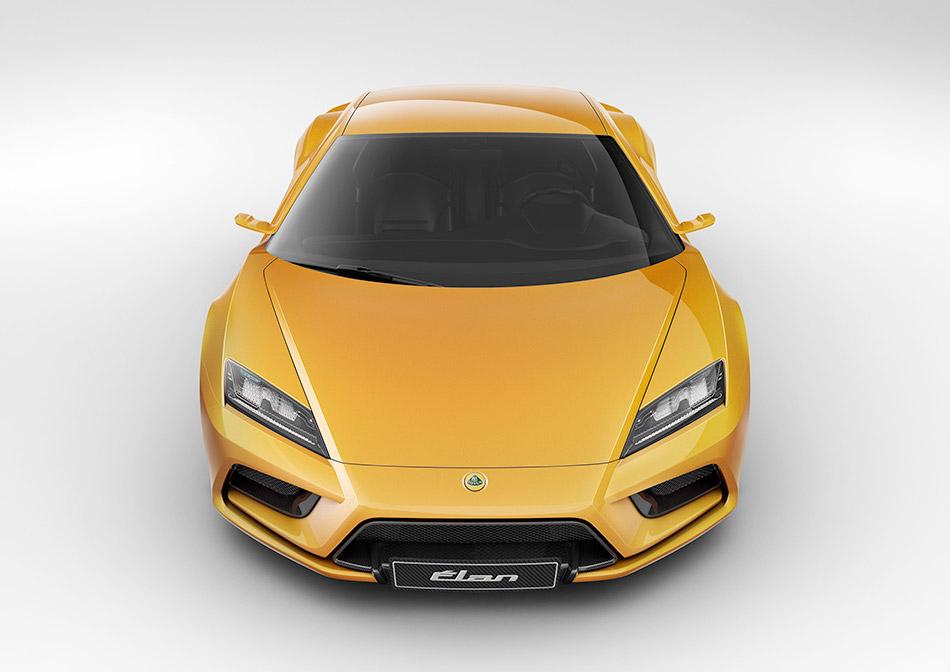 2013 Lotus Elan Front Angle