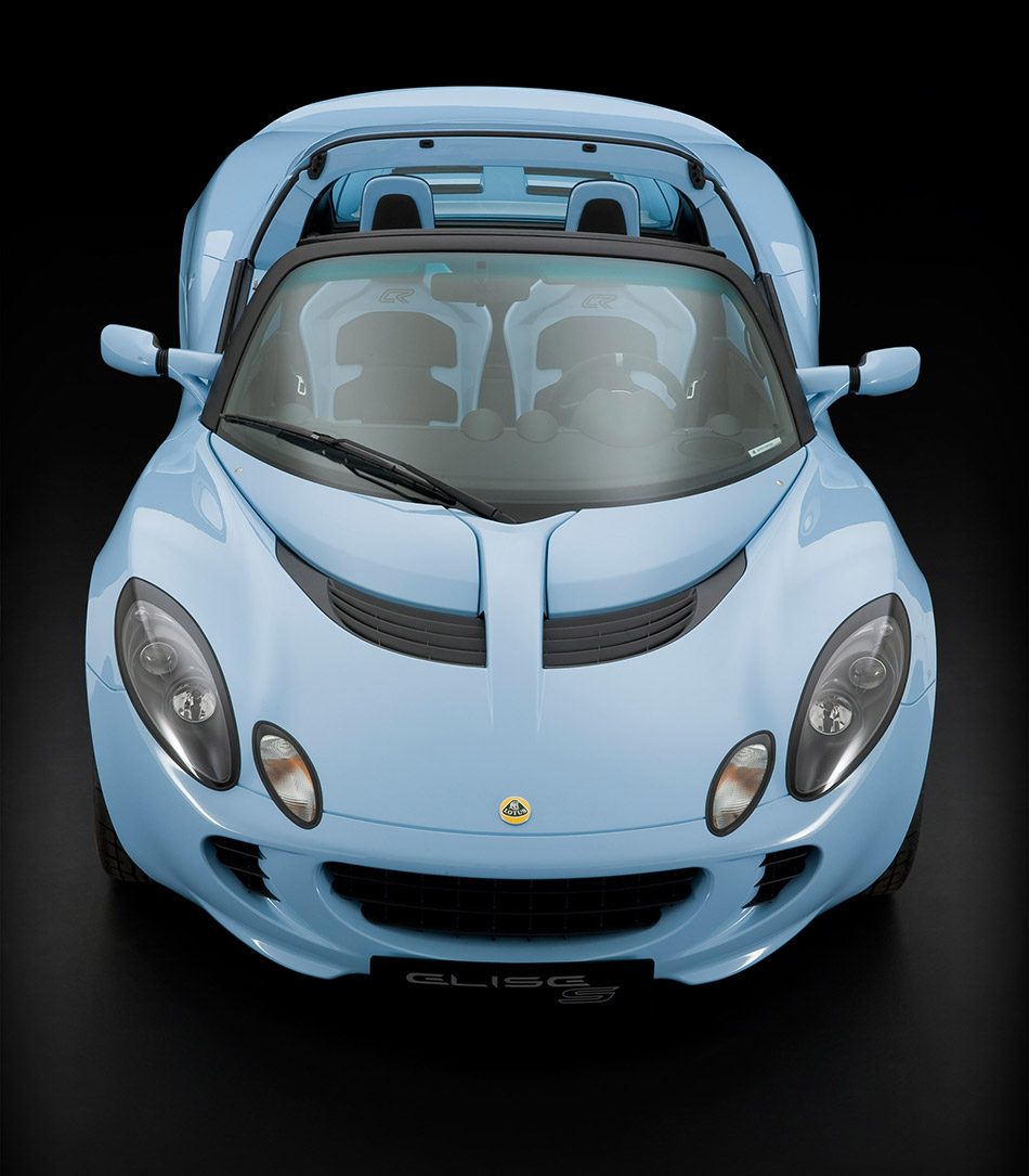 2010 Lotus Elise Club Racer Front