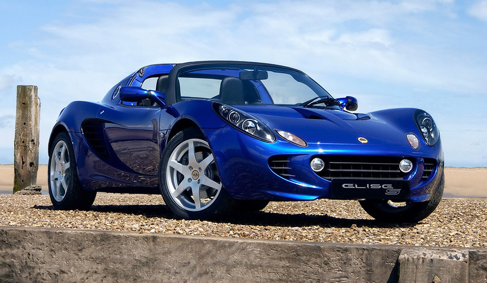 2006 Lotus Elise S Front Angle