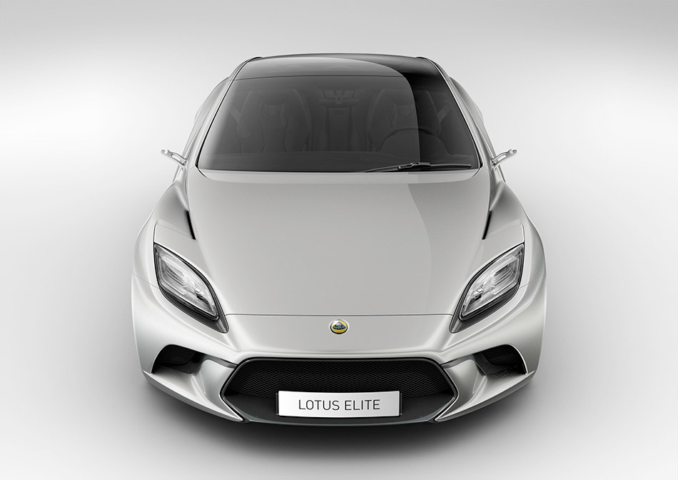 2014 Lotus Elite Front