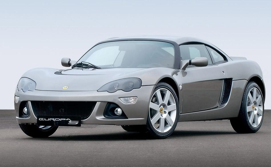 2007 Lotus Europa S Front Angle