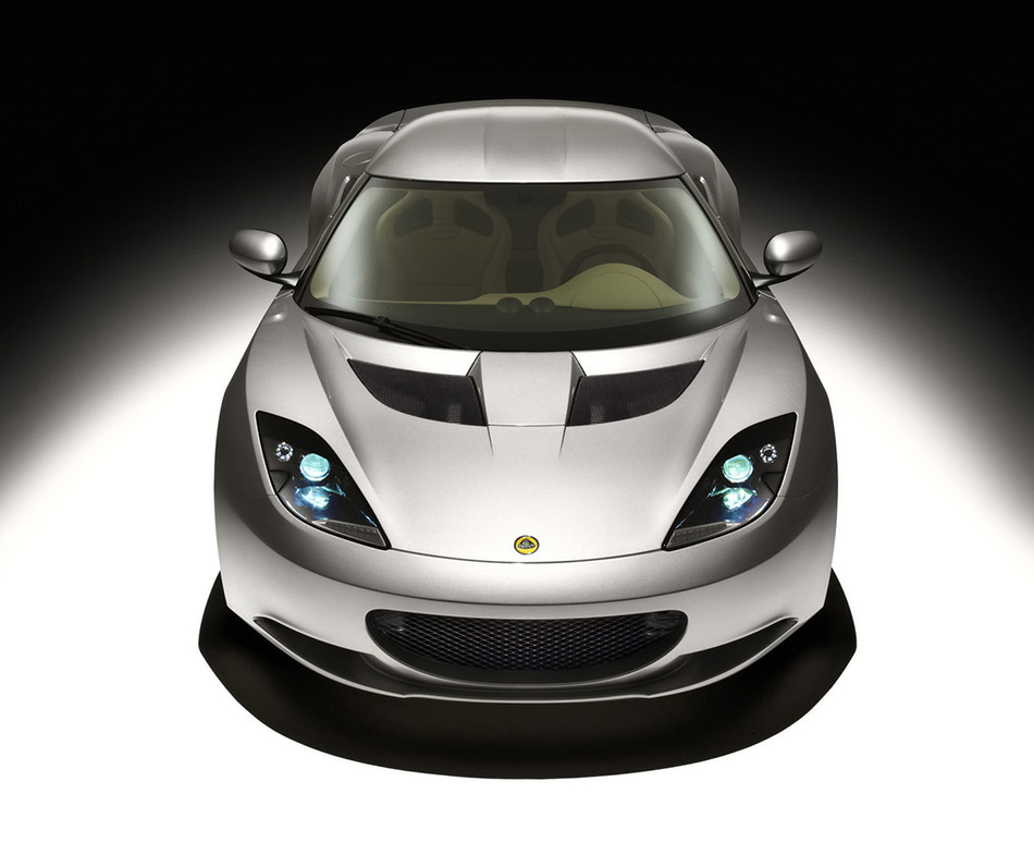 2009 Lotus Evora Front