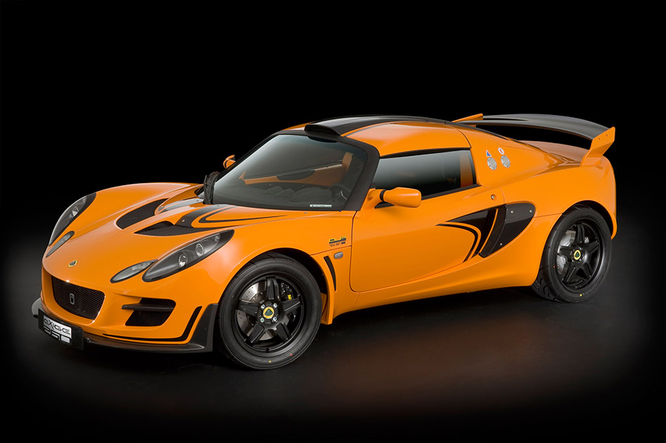 2010 Lotus Exige Cup 260 Front Angle