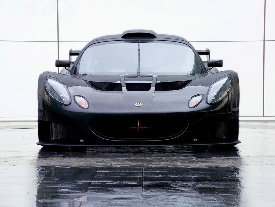 2005 Lotus Sport Exige Front Angle