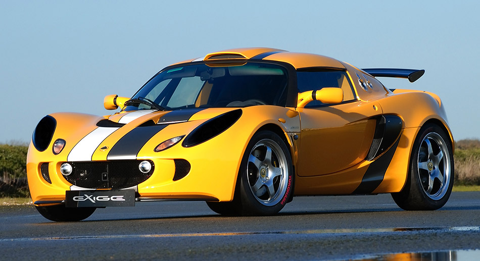 2007 Lotus Sport Exige Cup Front Angle