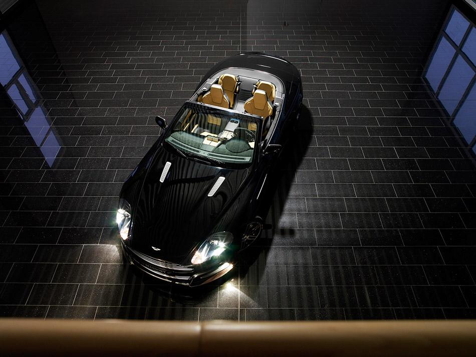 2005 Mansory Aston Martin DB9 Volante Front Angle