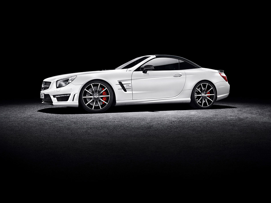 2014 Mercedes-Benz SL 2LOOK Edition Front Angle