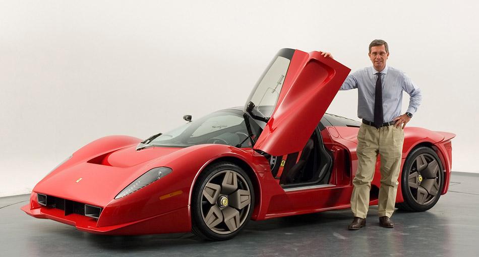 2006 Pininfarina Ferrari P4/5