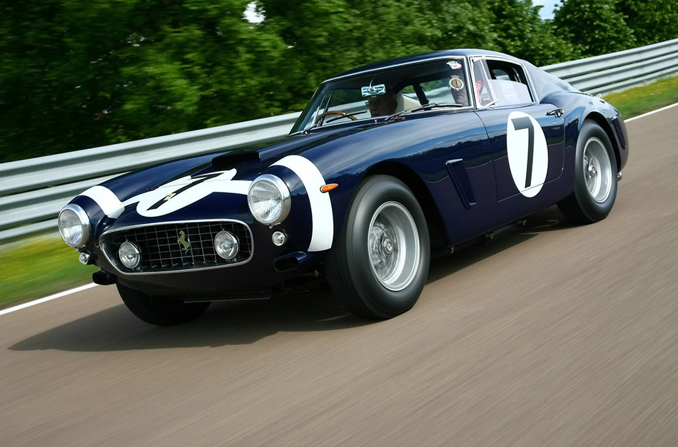 1961 Rob Walker/Stirling Moss Ferrari 250 GT Berlinetta