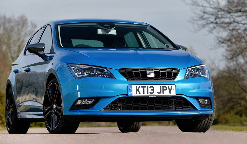 2014 Seat Leon Sports Styling Kit Front Angle