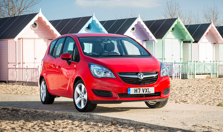 2014 Vauxhall Meriva Hd Pictures Carsinvasion