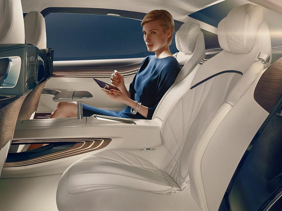 2014 BMW Vision Future Luxury Concept Interior