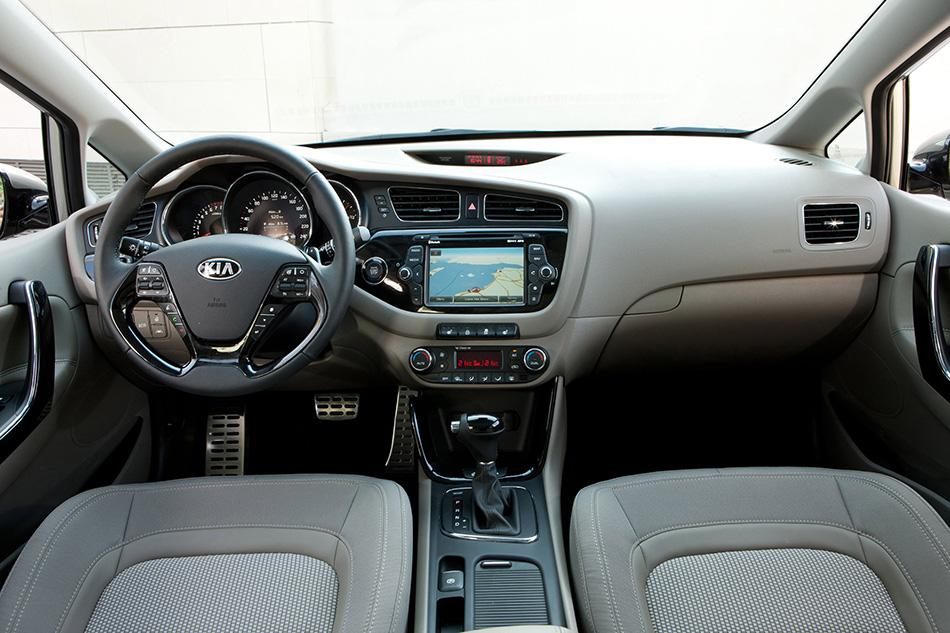 2013 Kia Ceed SW Interior