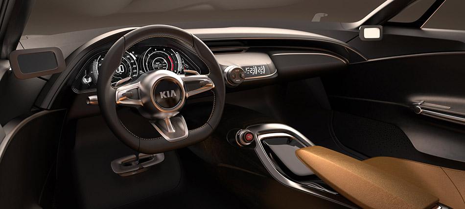2011 Kia GT Concept Interior