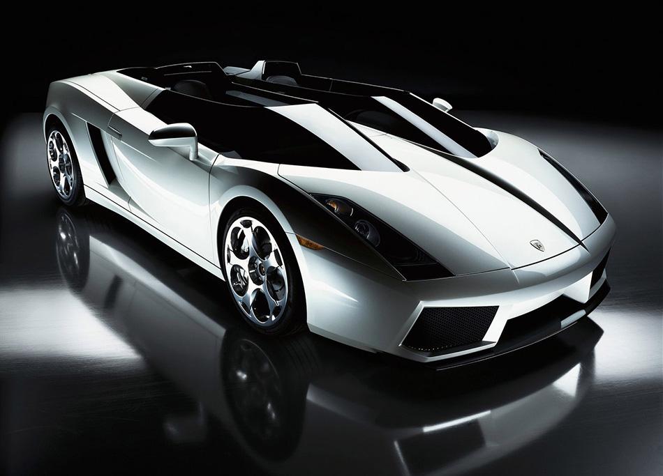 2005 Lamborghini Concept S Front Angle