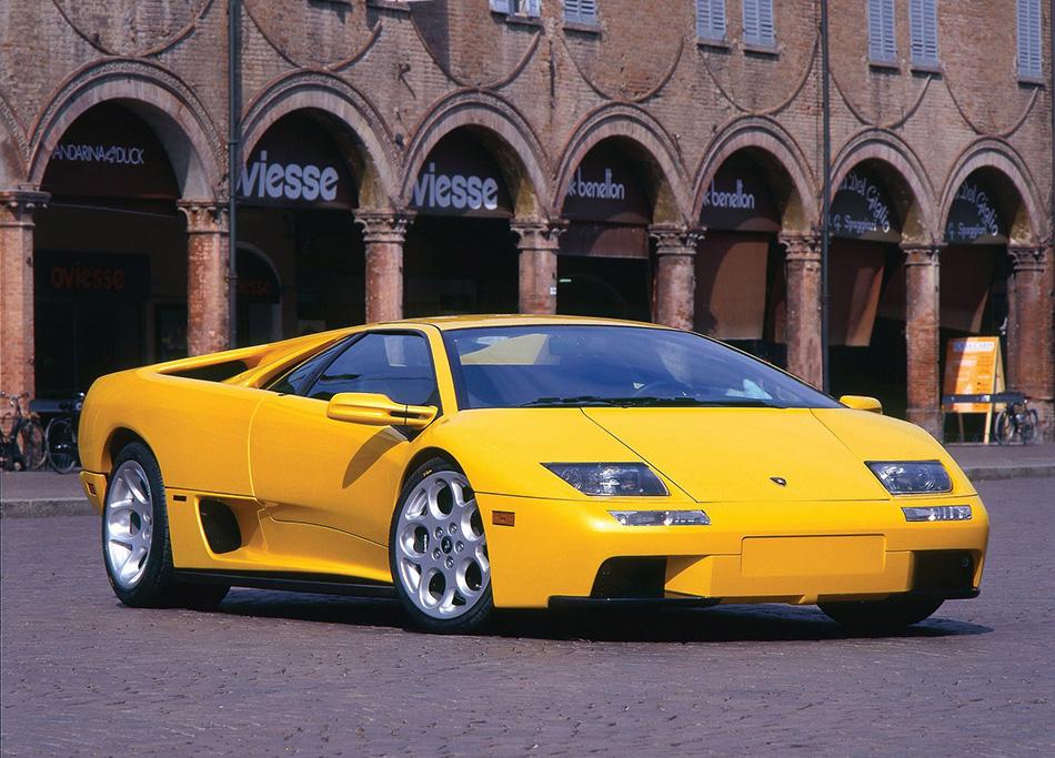 2001 Lamborghini Diablo 6 0 Hd Pictures Carsinvasion Com
