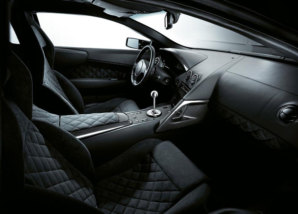 2006 Lamborghini Murcielago LP640 Interior