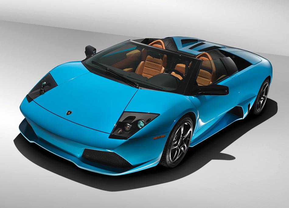 2007 Lamborghini Murcielago Lp640 Roadster Hd Pictures