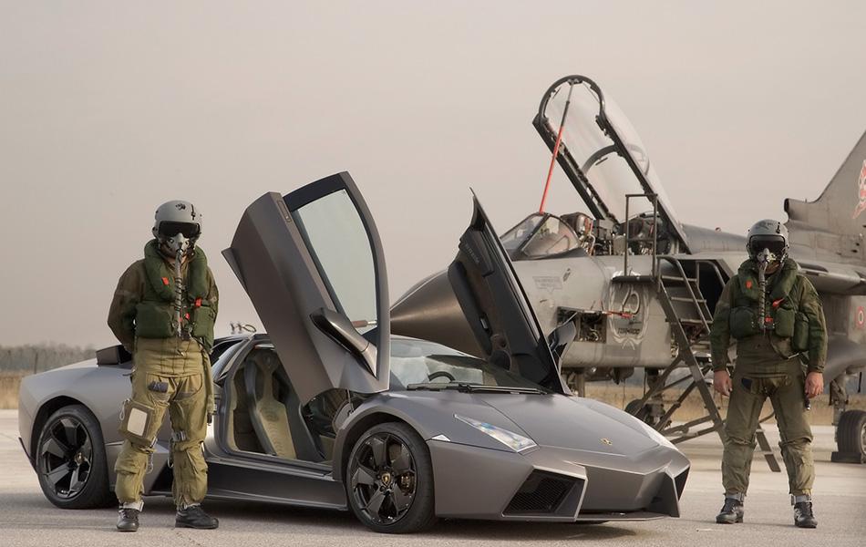 2008 Lamborghini Reventon Front Angle