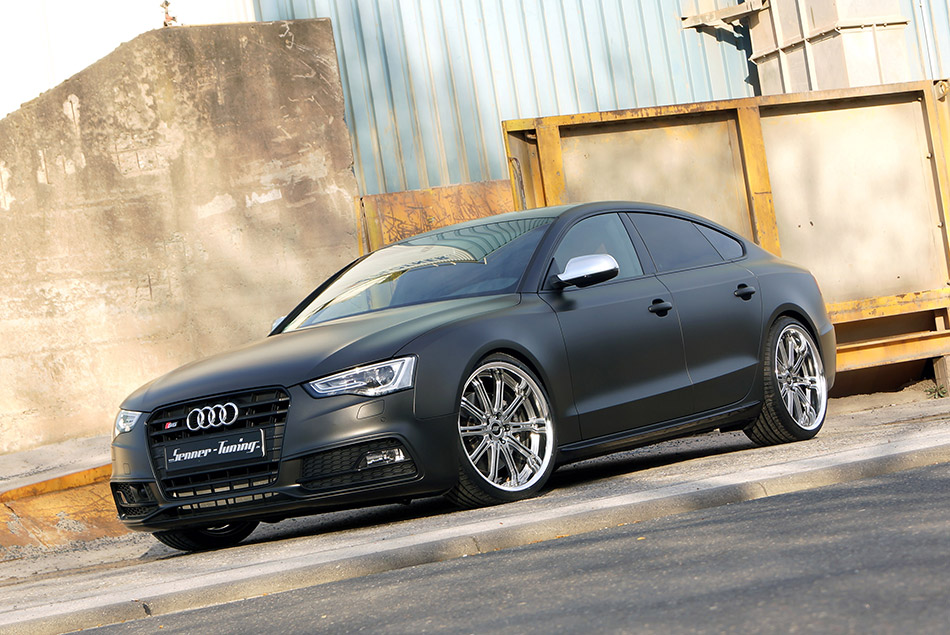 2014 Senner Tuning Audi S5 Sportback Front Angle