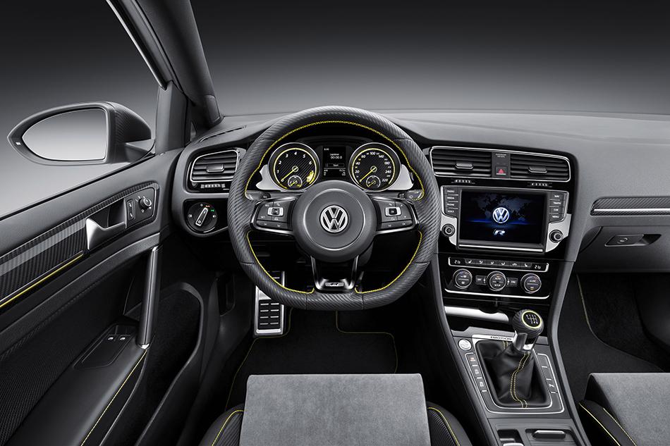 2014 Volkswagen Golf R 400 Concept Interior