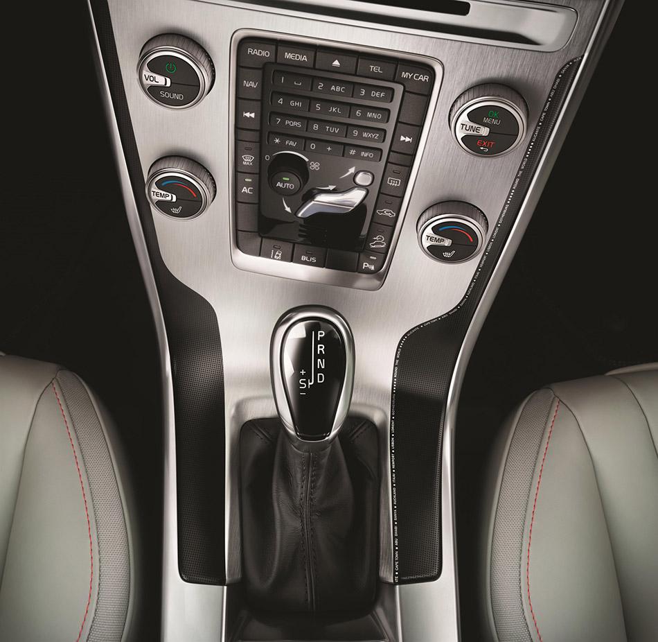 2015 Volvo V60 Interior