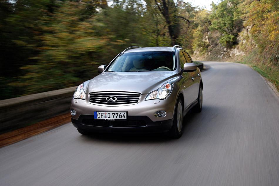 2009 Infiniti Ex37 Hd Pictures Carsinvasion