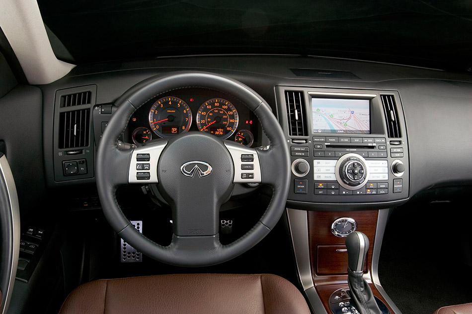2006 Infiniti FX45 Interior
