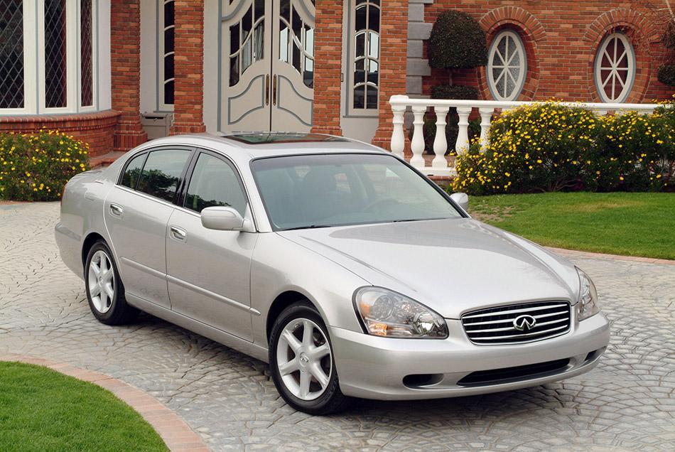 2003 Infiniti Q45 Hd Pictures Carsinvasion