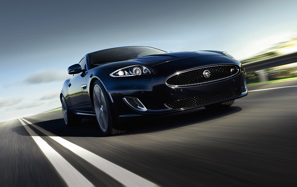2012 Jaguar XK Artisan SE Front Angle
