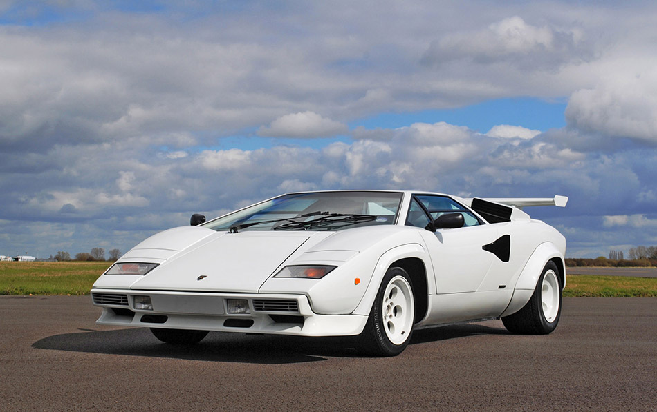 1982 Lamborghini Countach Lp500s Hd Pictures