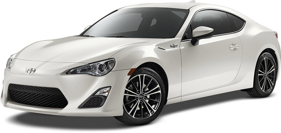 2015 Scion FR-S Front Angle