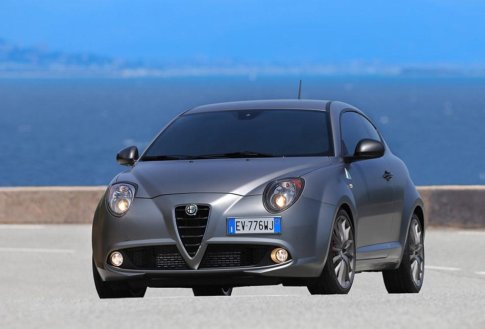 2014 Alfa Romeo Mito Quadrifoglio Verde Hd Pictures Carsinvasion