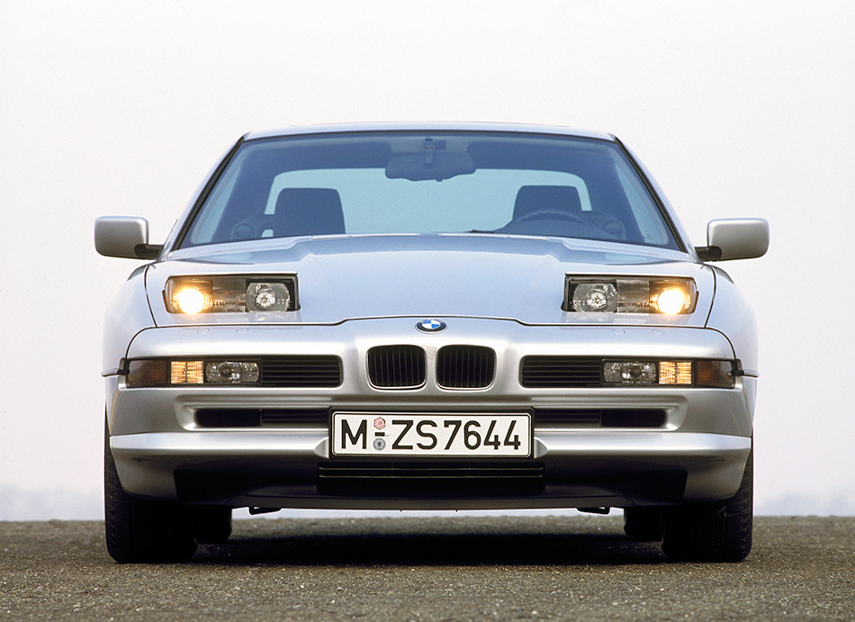1989 BMW 8 Series - HD Pictures @ carsinvasion.com