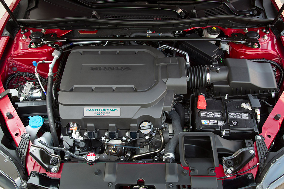 2013 Honda Accord Coupe Engine