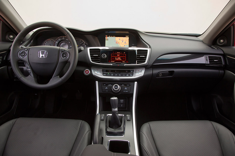 2013 Honda Accord Coupe Interior