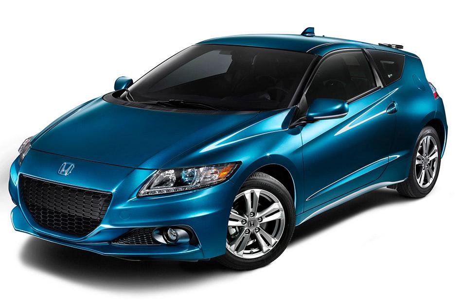 2013 Honda CR-Z US-Version Front Angle