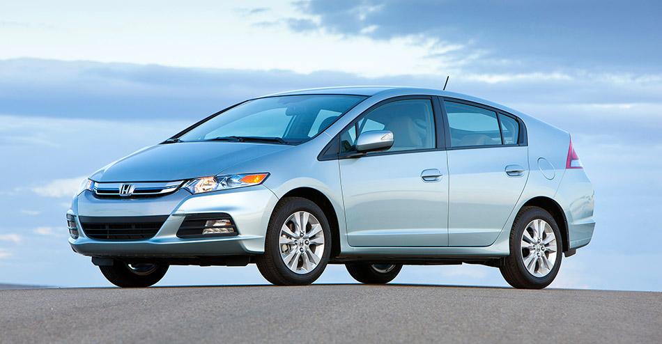 2012 Honda Insight Front Angle