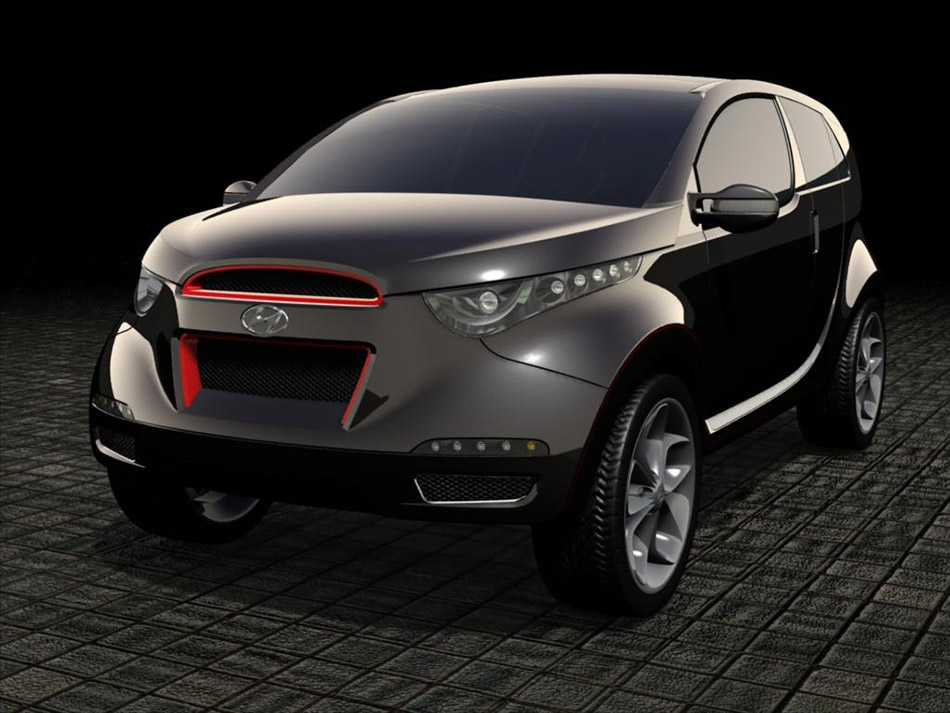 2003 Hyundai Neos 2 Concept Hd Pictures Carsinvasion