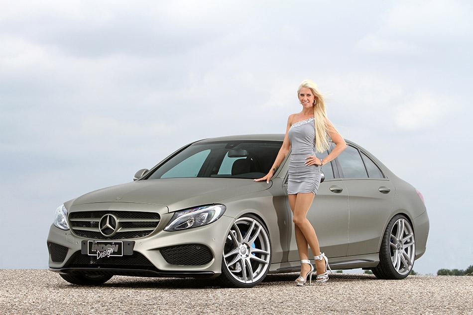 2014 INDEN Design Mercedes-Benz C Class W205 Angela Kutscher