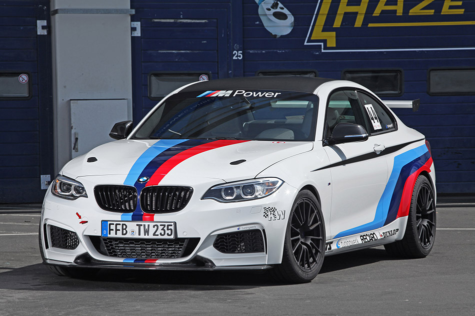 2014 Tuningwerk BMW M235i RS Front Angle