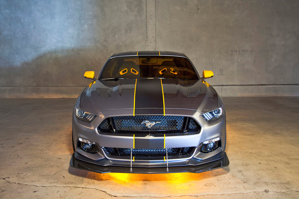 2015 Ford Mustang F-35 Lightning II Edition Front Angle