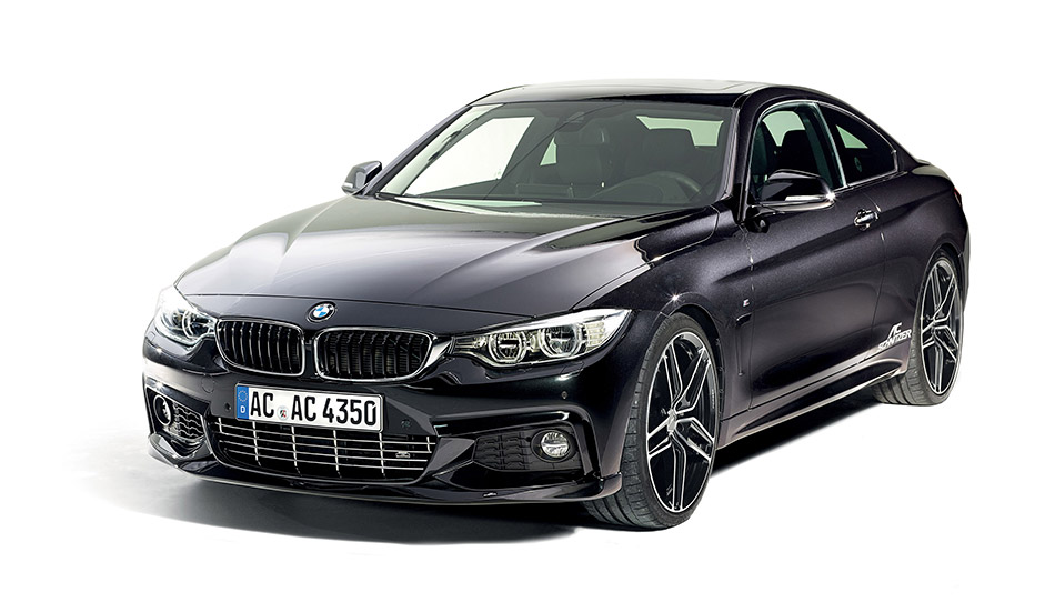 2014 AC Schnitzer BMW 4-series Front Angle