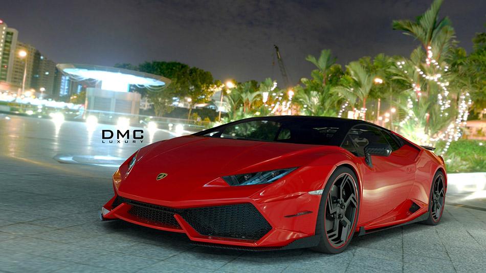 2014 DMC Lamborghini Huracan AFFARI Front Angle