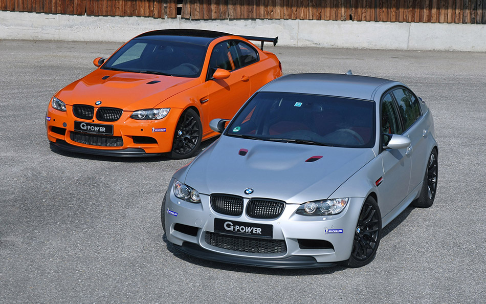 2014 G-Power BMW M3 GTS Front Angle