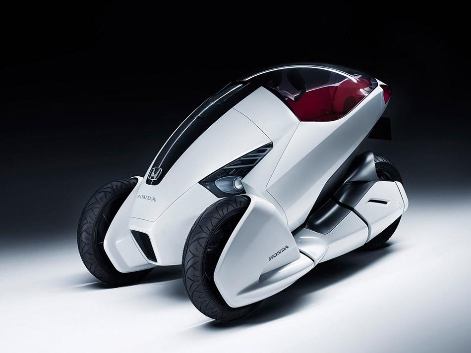 2010 Honda 3R-C Concept Front Angle